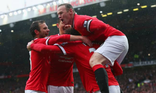 Manchester United vs Manchester City Barclays Premier League 2014-15: 5 Highlights from MUN vs MANC