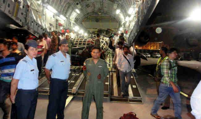 यमन से 300 और भारतीयों की घर वापसी होगी