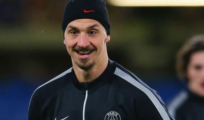 File picture of Zlatan Ibrahimovic.