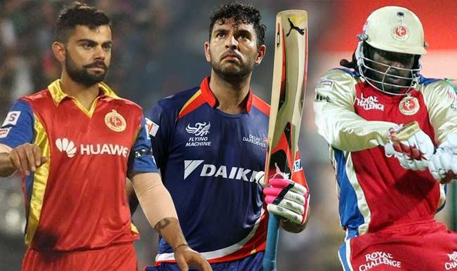 Royal Challengers Bangalore vs Delhi Daredevils, IPL 2015 55th Match: Virat Kohli, Yuvraj Singh among five key players in RCB vs DD clash