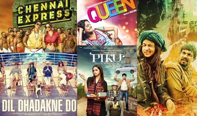 Telling tales via journeys: Bollywood's latest route