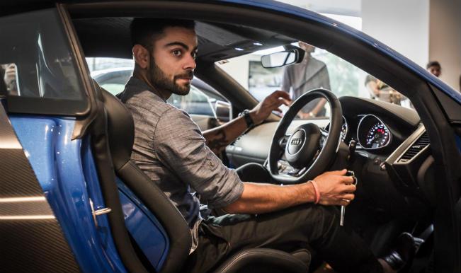 Virat Kohli drives home Audi R8 LMX worth Rs 2.97 crores