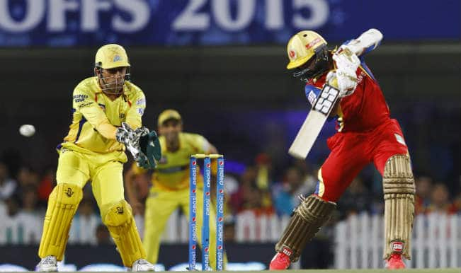 Chennai Super Kings restrict Royal Challengers Bangalore to 139/8