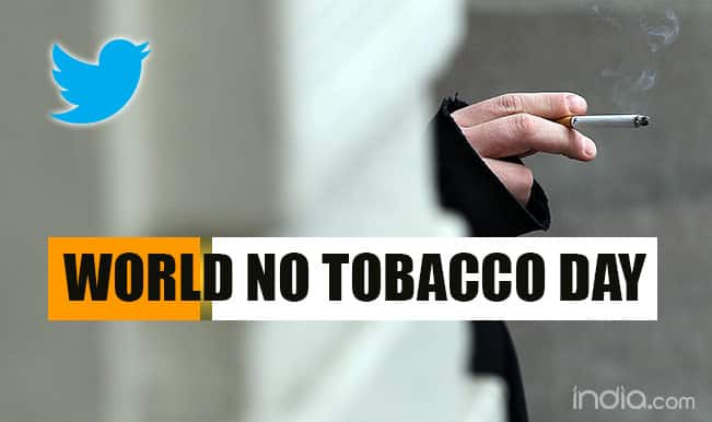 World No Tobacco Day: Top 10 tweets that show why you should #SayNoToTobacco