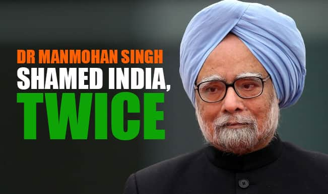 Not Prime Minister Narendra Modi, it was Dr Manmohan Singh who shamed India abroad: Here's how!