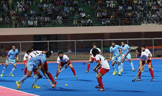 India look to extend winning run against Japan in hockey Test series