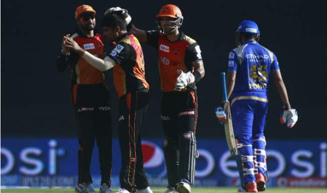 Sunrisers Hyderabad vs Mumbai Indians, IPL 2015: Watch Free Live Streaming and Telecast of SRH vs MI on Star Sports Online