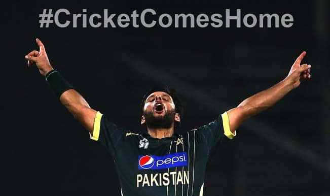 #CricketComesHome: Pakistan all set to stage international cricket after six years