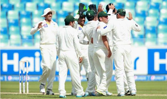 Pakistan crush Bangladesh by 328 runs, clinch series 1-0