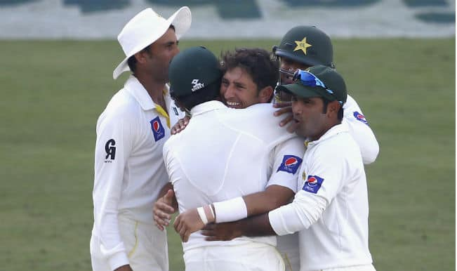 Stumps Day 3 | BAN 63/1 | Live Cricket Score Updates Bangladesh vs Pakistan 2nd Test 2015: Target 550