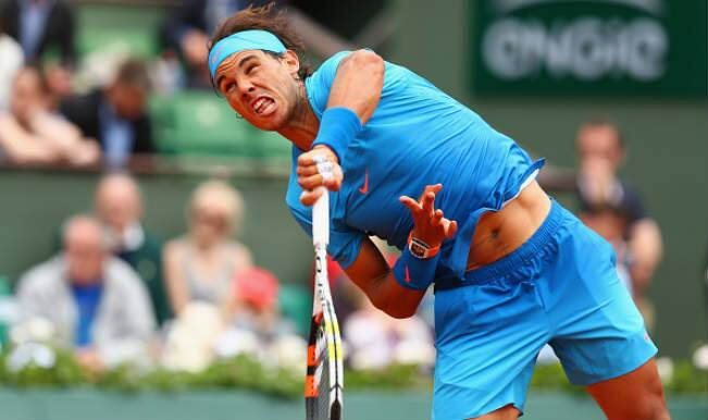 Rafael Nadal vs Nicolas Almagro, French Open 2015: Free Live Streaming and Tennis Match Telecast Round 2 from Roland Garros