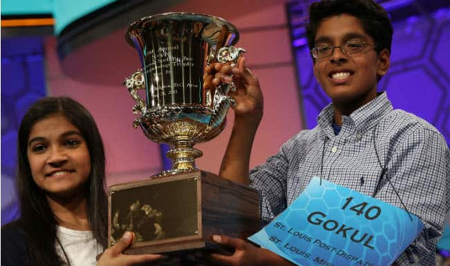 Gopal Venkatachalam and Vanya Shivashankar win National Spelling Bee – Best of Twitter Reactions