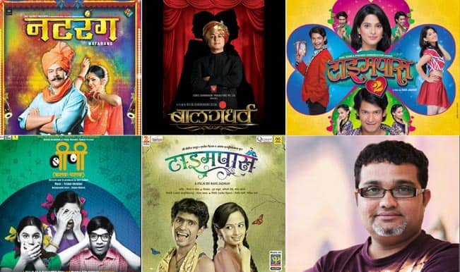 Growth of Marathi Film Industry in Marathi Film Industry