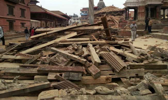 Latest Nepal Earthquake Earthquake That Hit Nepal