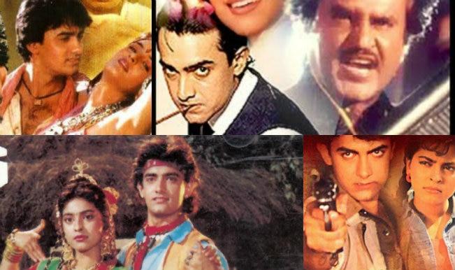 आमिर खान की अब तक की 5 सबसे घटिया फिल्में जिसे देखने की हिम्मत आप नहीं कर सकते