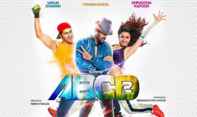 ABCD 2 poster: Prabhu Deva joins Varun Dhawan and Shraddha Kapoor in signature MJ pose!