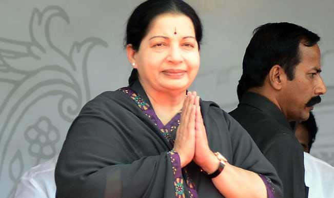 A turbulent fourth year for J Jayalalitha's party in Tamil Nadu