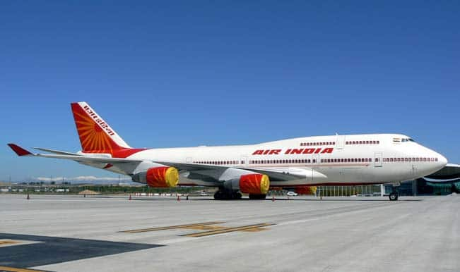 Air India pilot on Sharjah to Delhi Flight number AI 934 arrested for being drunk on duty