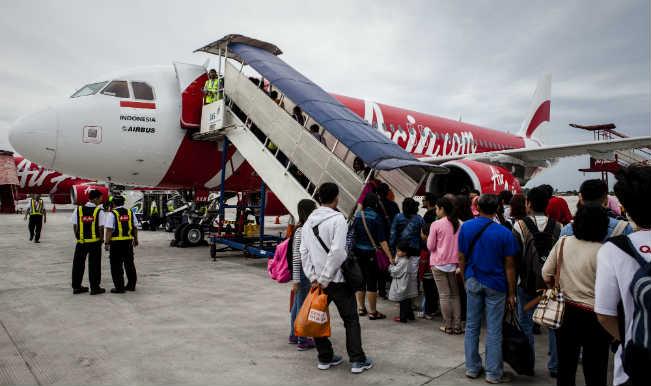 आईजीआई हवाईअड्डे पर तरल पदार्थ रिसने से हड़कंप