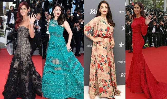 Cannes 2015: Aishwarya Rai Bachchan or Katrina Kaif — who pulled it off better at the red carpet?
