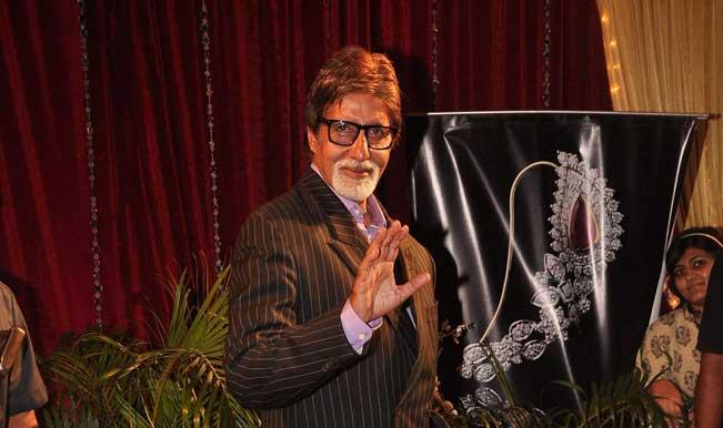 आसान नहीं मीडिया का सामना करना : अमिताभ बच्चन