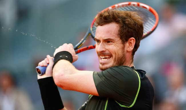 Rome Masters 2015: Andy Murray withdraws from Italian Open citing fatigue