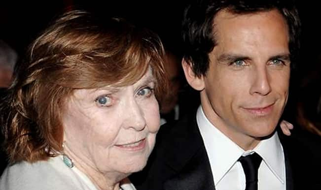 Actress Anne Meara, Ben Stiller's mother, passes away