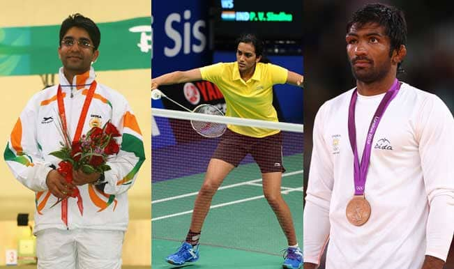 Abhinav Bindra, Yogeshwar Dutt, PV Sindhu among athletes with insurance cover from Sports Ministry