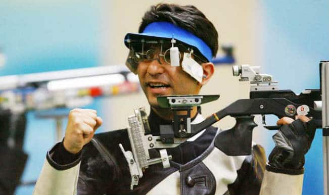 Abhinav Bindra qualifies for 2016 Rio Olympics after winning India's fourth shooting quota