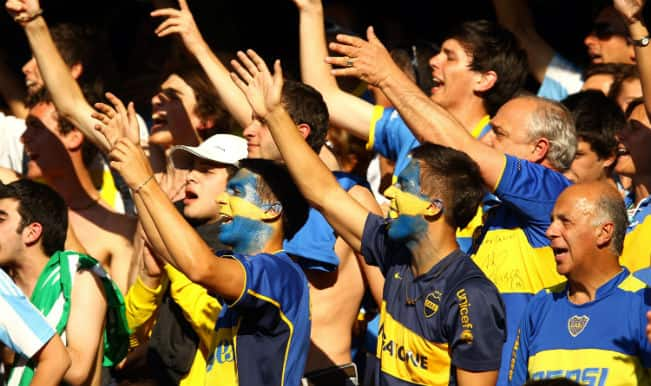 Boca Juniors to appeal Copa Libertadores expulsion