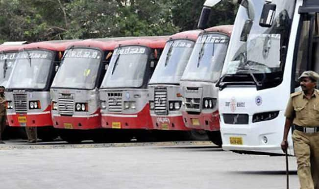 Private bus owners go on strike in Punjab