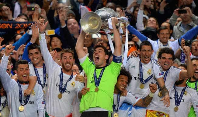 Real Madrid star Iker Casillas prefers Champions League trophy over La Liga