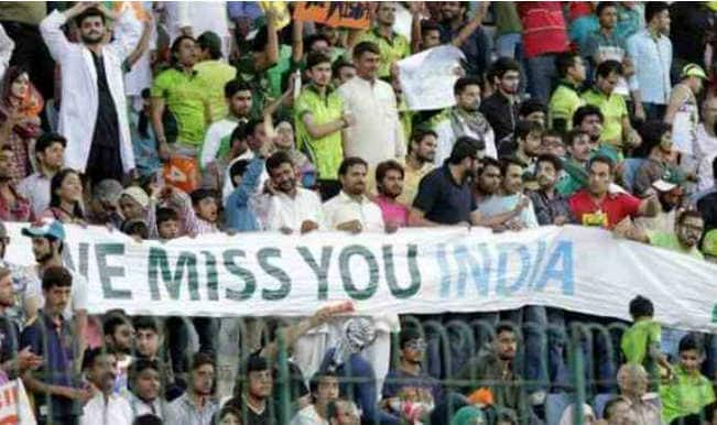Pak vs Zim 2015: Pakistan fans miss Indian cricket team, want home series with neighbours