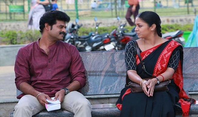 Jyotika's comeback film rakes in over Rs 8 crore