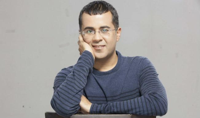 My Favourite Author Chetan Bhagat Essay Format - image 4