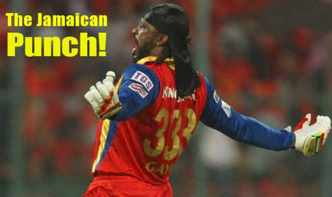 Chris Gayle and his five hundreds in IPL history