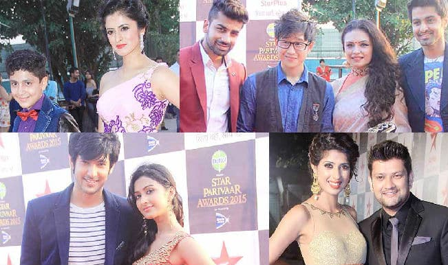 Star Parivaar Awards 2015: TV celebs add glitz, glamour to the red carpet!