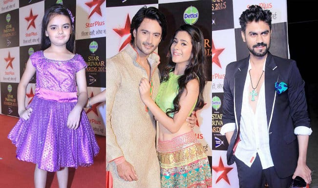 Star Parivaar Awards 2015: Raman, Ishita and Ruhi – Yeh Hai Mohabbatein bags maximum awards?