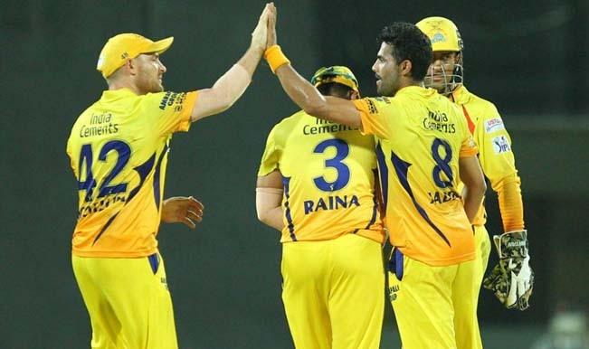 IPL 2015: Chennai Super Kings win against Rajasthan Royals; go through to Playoffs