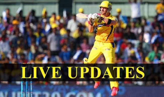 CSK win by 7 wickets, Pawan Negi is the Man of the Match | Live Cricket Score Updates Kings XI Punjab vs Chennai Super Kings, IPL 2015