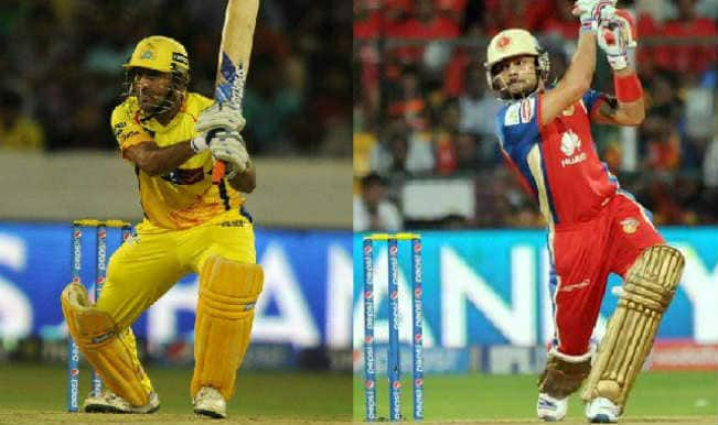 Chennai Super Kings vs Royal Challengers Bangalore, IPL 2015: Watch Free Live Streaming and Telecast of CSK vs RCB on Star Sports Online