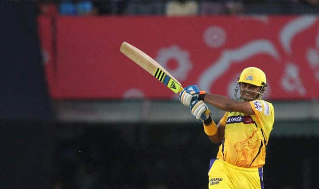 PL 2015: Chennai Super Kings thrash Kings XI Punjab, assured of top spot