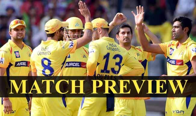 Kings XI Punjab vs Chennai Super Kings, IPL 2015 Match 53 Preview: CSK aims at fortifying position while KXIP plays for pride