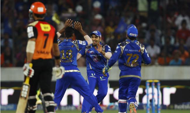 Sunrisers Hyderabad vs Mumbai Indians, Cricket Highlights: Watch SRH vs MI, IPL 2015 Full Video Highlights
