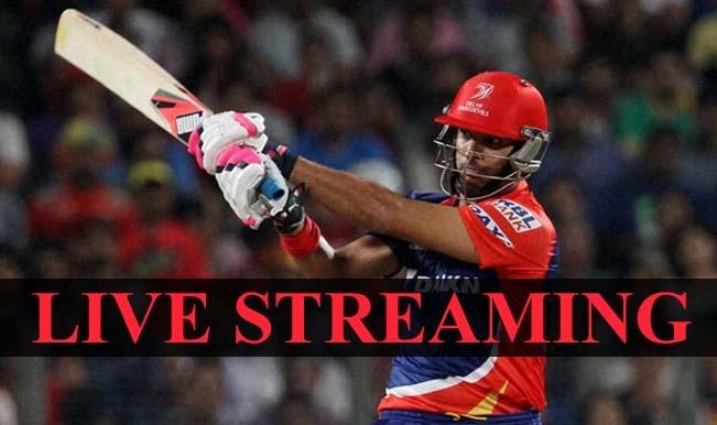Kolkata Knight Riders vs Delhi Daredevils, IPL 2015: Watch Free Live Streaming and Telecast of KKR vs DD on Star Sports Online