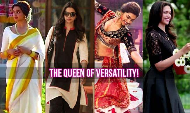 Deepika Padukone becomes the queen of versatility with Piku!