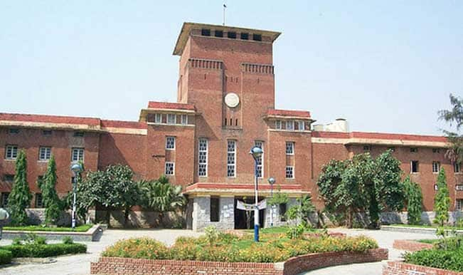 Delhi University admission process will begin from May 28