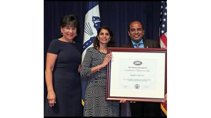 Indian American Entrepreneur Divyesh Patel's Bespoke Group Receives Obama's 'E' Award for Expansion of U.S. Exports