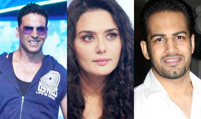 Nach Baliye 7: Akshay Kumar will bond with Preity Zinta and Upen Patel