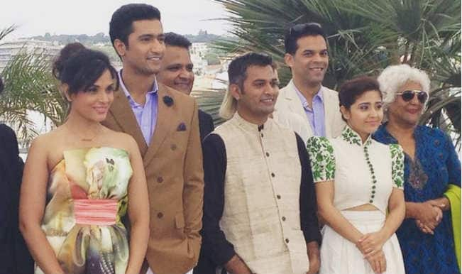 Cannes 2015: Team Masaan at Cannes; emotional over standing ovation